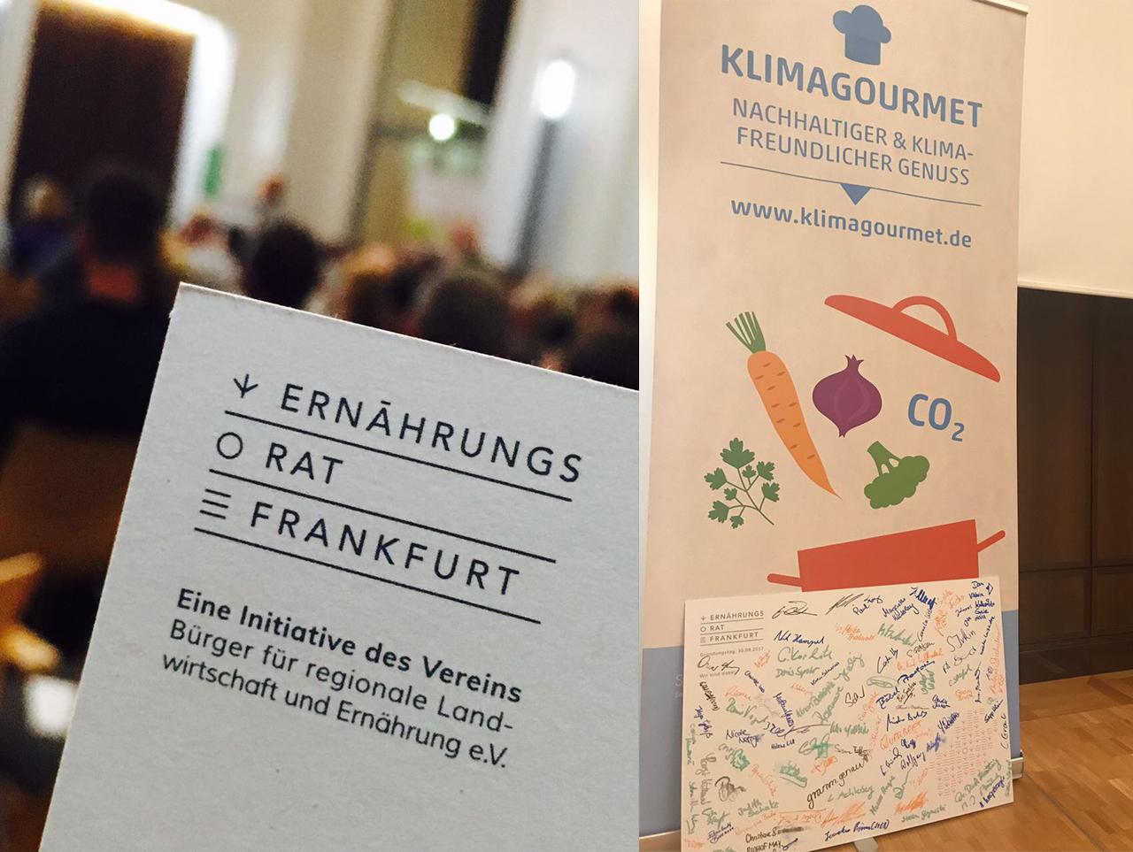 Ein Ernährungsrat für Frankfurt am Main