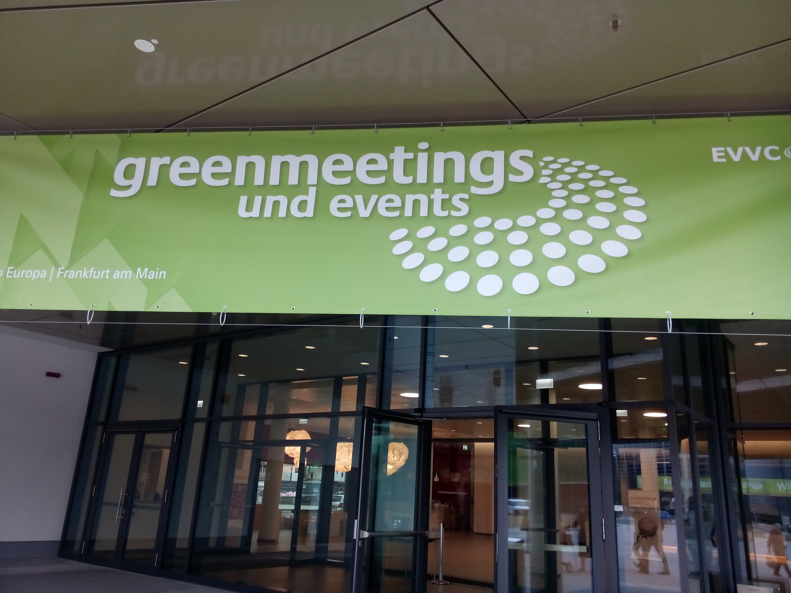 greenmeetings und events Konferenz 2015